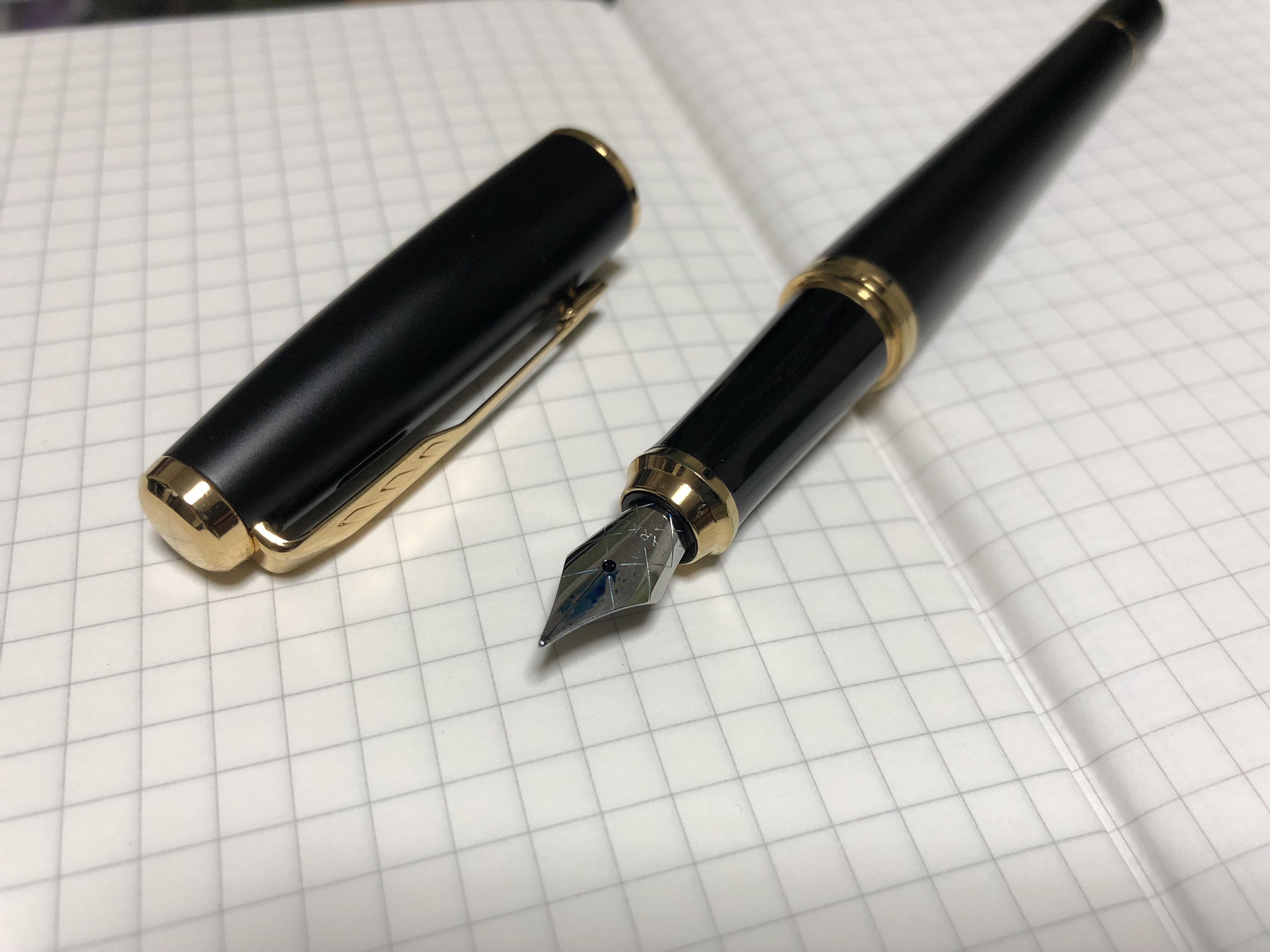 万年筆が好きだという話
